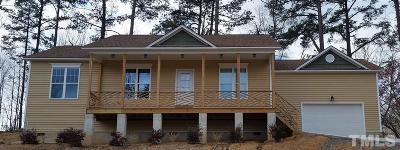 Fuquay Varina Single Family Home For Sale: LOT #57 Jasmine Road