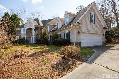 Cary Single Family Home For Sale: 100 Greyfriars Lane