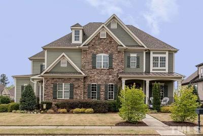 Holly Springs Single Family Home Contingent: 1201 Green Oaks Parkway