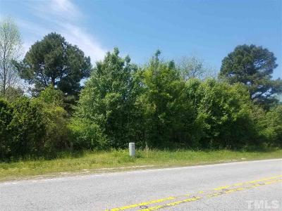 Johnston County Residential Lots & Land For Sale: Cleveland Road