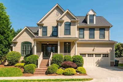 Chapel Hill Single Family Home For Sale: 610 S Camellia Street