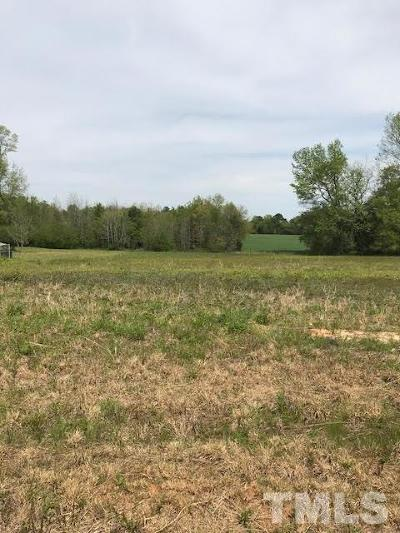 Johnston County Residential Lots & Land Pending: 95 Sugarhill Drive