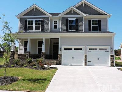 Knightdale Single Family Home Pending: 419 Cedar Pond Court