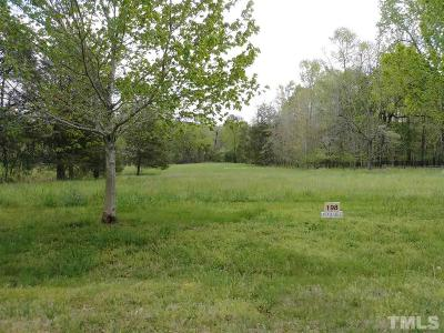 Orange County Residential Lots & Land For Sale: Lot 198 Fox Hill Farm Drive