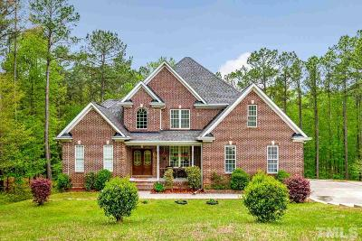 Raleigh Single Family Home For Sale: 6910 Wexford Woods Trail