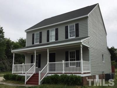 Youngsville Single Family Home Contingent: 104 Derby Place