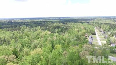 Granville County Residential Lots & Land For Sale: 5039 Nc 96 Highway