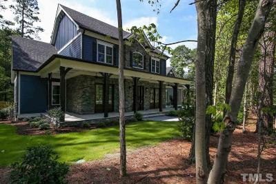 Chatham County Single Family Home For Sale: 474 Midland Preserve Way