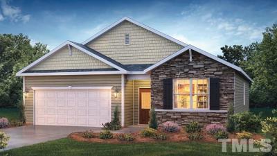 Zebulon Single Family Home For Sale: 621 Rose Mallow Drive