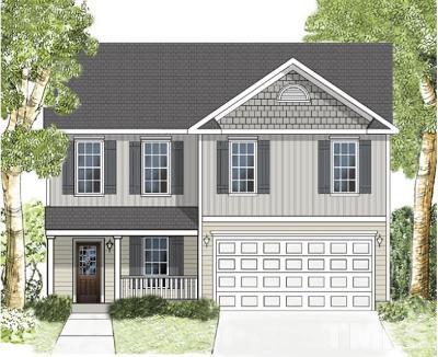 Zebulon Single Family Home For Sale: 625 Rose Mallow Drive