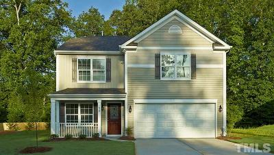 Wendell Single Family Home For Sale: 1204 Turkey Trot Road