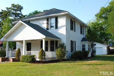 Dunn Single Family Home For Sale: 710 W Divine Street
