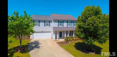 Morrisville Single Family Home For Sale: 304 Taylor Glen Drive