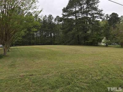 Durham County Residential Lots & Land Pending: 234 Bandock Drive
