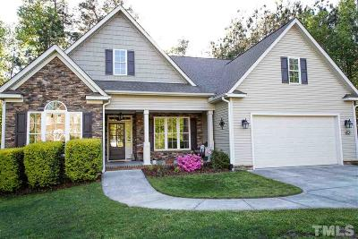 Granville County Single Family Home For Sale: 1613 Carriage Drive