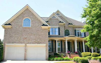 Raleigh Single Family Home For Sale: 12005 Joseph Drive
