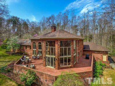 Greensboro Single Family Home For Sale: 5091 Millpoint Road