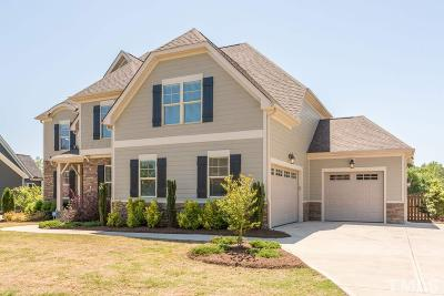 Holly Springs Single Family Home For Sale: 5305 Credence Drive