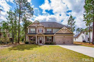 Sanford Single Family Home For Sale: 1246 Coachman Way