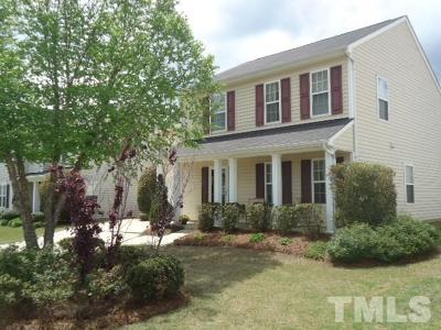 Morrisville Single Family Home For Sale: 404 Downing Glen Drive