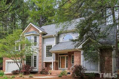 Chapel Hill Single Family Home Contingent: 1608 Claymore Road
