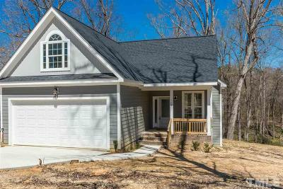 Apex Single Family Home For Sale: 402 Lynch Street
