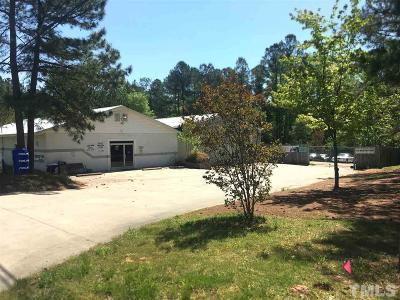 Johnston County Commercial Contingent: 641 Oneil Street