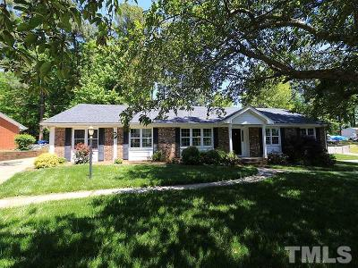 North Hills Single Family Home For Sale: 4412 Pamlico Drive