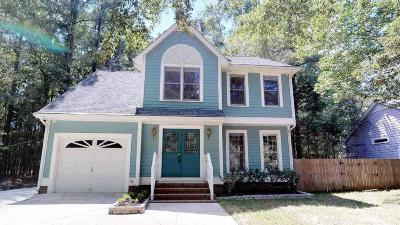 Chapel Hill Single Family Home For Sale: 2211 Pathway Drive