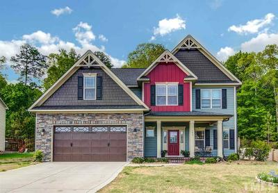 Clayton Single Family Home For Sale: 386 River Knoll Drive