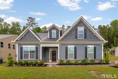 Knightdale Single Family Home Contingent: 5733 Garnet Meadow Road