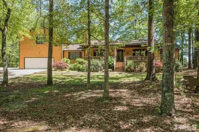 Apex Single Family Home For Sale: 8512 Pinefield Road