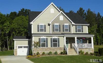 The Legacy At Jordan Lake Single Family Home For Sale: 739 S Legacy Falls Drive