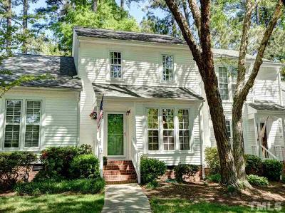 Cary Townhouse Pending: 127 Planetree Lane