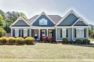 Fuquay Varina Single Family Home For Sale: 6512 Arbor Grove Court