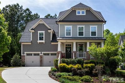 Cary Single Family Home For Sale: 321 Dittfield Place