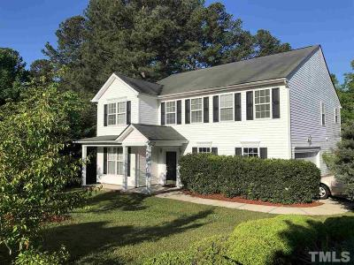 Creedmoor Single Family Home Pending: 410 S Main Street