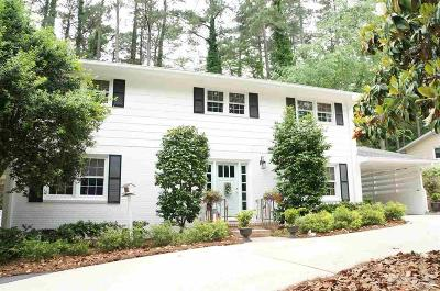 Single Family Home For Sale: 813 Northbrook Drive