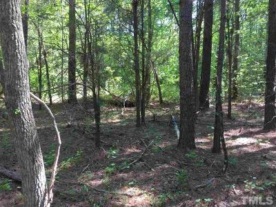 Chatham County Residential Lots & Land For Sale: 75 Harley Hill Road