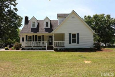 Single Family Home Contingent: 1674 Cane Mill Road