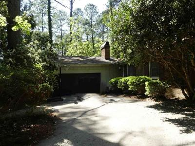 Chapel Hill Single Family Home For Sale: 316 Brandywine Road
