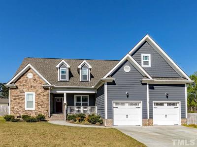 Zebulon Single Family Home For Sale: 3401 Yellow Buckeye Lane