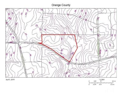 Orange County Residential Lots & Land For Sale: Hawkins Road