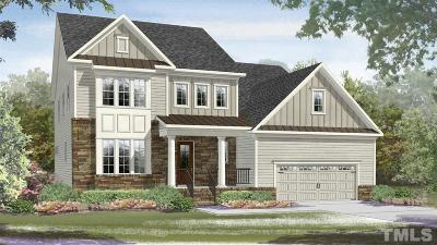 Wake Forest Single Family Home Pending: 3328 Silver Ore Court #34