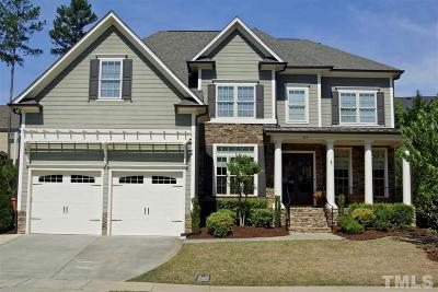 Cary Single Family Home For Sale: 305 Parkman Grant Drive