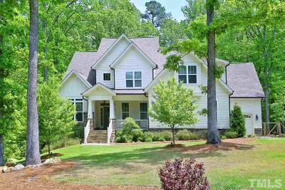 Pittsboro Single Family Home Contingent: 110 Coley Court