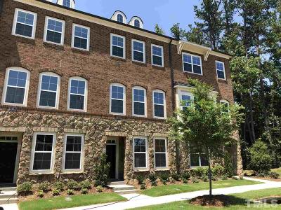 Townhouse For Sale: 3113 Stockdale Drive #83