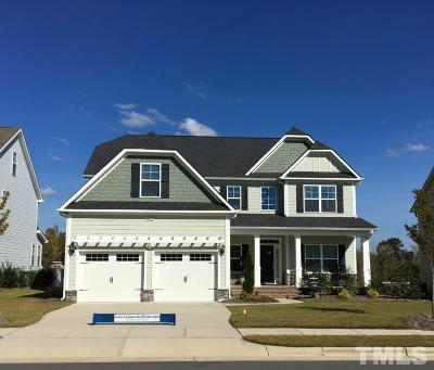 Knightdale Single Family Home For Sale: 406 Admiral Way #Lot 23