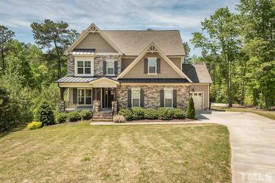 Knightdale Single Family Home For Sale: 8817 Wormsloe Drive
