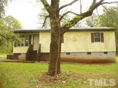 Oxford Single Family Home For Sale: 4010 Dooster Street